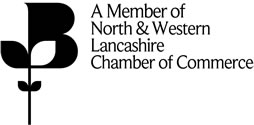 Member of North & Western Lancashire Chamber of Commerce